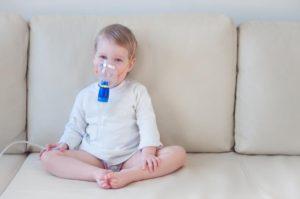 Krup Hastalığında Hastanede Soğuk Buhar Uygulanır.